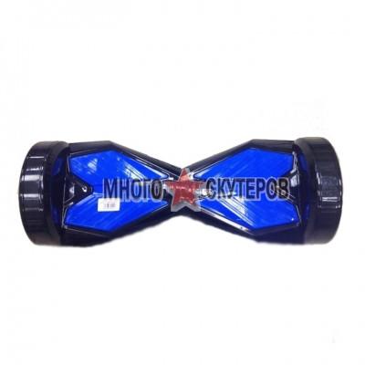 Самобалансирующийся Гироскутер Smart Balance 6 дюймов (Черно-голубой)