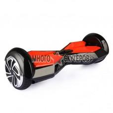 Гироскутер Smart Balance 6 дюймов (Черный-красный) - Самобаланс