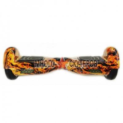 Гироскутер 6 дюймов Smart Balance огненно желтый