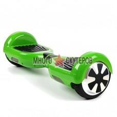 Гироскутер Smart Balance 6 дюймов (Зелено-черный) - Самобаланс