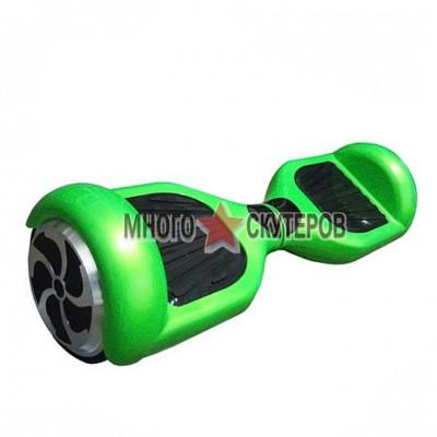 Гироскутер 6 дюймов Smart Balance зеленый