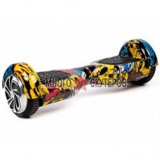 Гироскутер Smart Balance 6 дюймов Hip-Hop