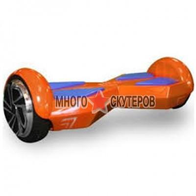 Гироскутер 6 дюймов Smart Balance (Оранжево-голубой)