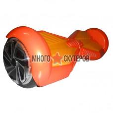 Гироскутер Smart Balance 6 дюймов (Оранжево-черный) - Самобаланс