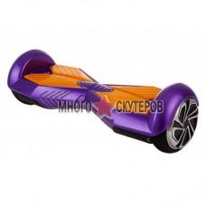 Гироскутер Smart Balance 6 дюймов Фиолетовый - Самобаланс