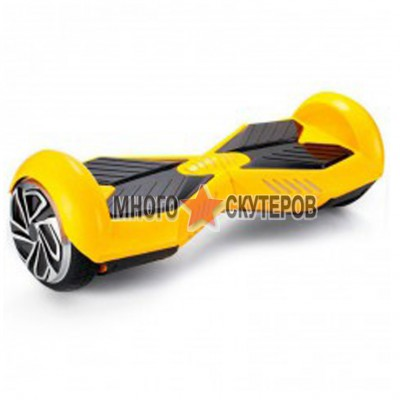 Самобалансирующийся Гироскутер Smart Balance 6 дюймов (Желто-оранжевый)