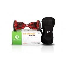 Гироскутер iBalance 10,5 Premium - Красный огонь