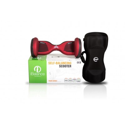 Гироскутер iBalance 10,5 Premium - Красный матовый