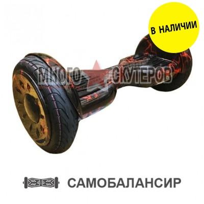 Самобалансирующийся гироскутер Smart Balance - Красная молния