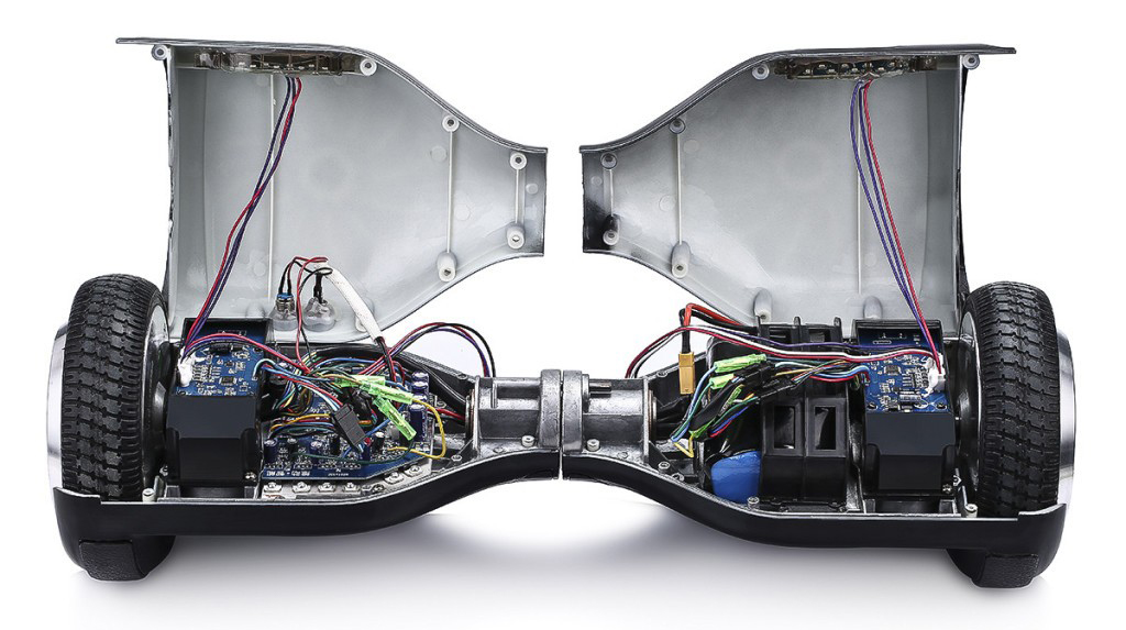 Качественный ремонт гироскутеров в СПб